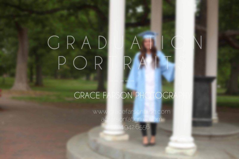 graduation portraits info_